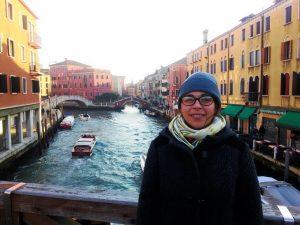 Aude-malade-a-Venise