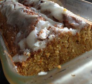 carrot cake de clea réussi